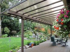 aluminum patio covers - aluminum patio covers for modern houses landscaping gardening ideas